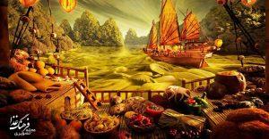 میراث فرهنگی و خوراک