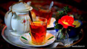 فرهنگ چای