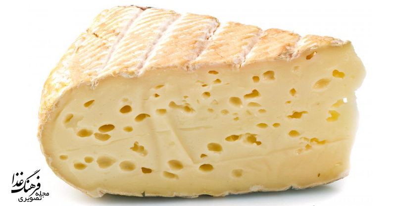 پنیر گریور - Gruyère cheese