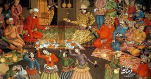 تاریخ آشپزی ایرانی