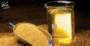 روغن سویا – Soybean oil