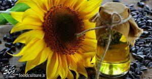 روغن آفتابگردان – Sunflower oil