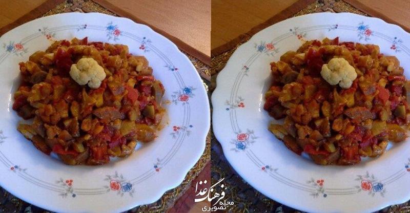 طرز تهیه یتیمک بوشهری
