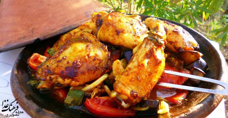 غذای مراکشی