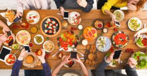 از غذا تا زبان غذا