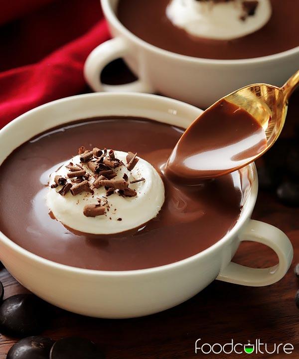 شکلات داغ ایتالیایی